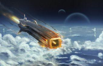 Spaceship Background 40 2560x1440 340x220