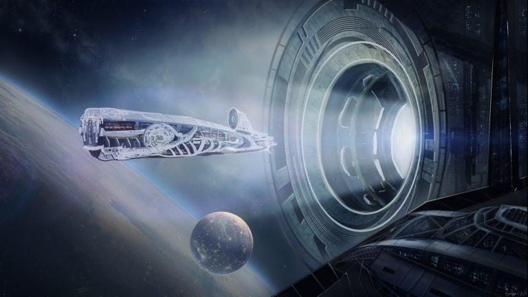 Spaceship Background 41 2560x1440 768x432