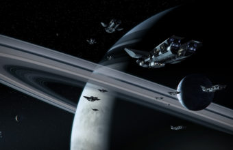 Spaceship Wallpaper 18 2560x1600 340x220