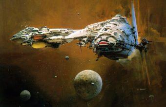 Spaceship Wallpaper 20 1600x1000 340x220
