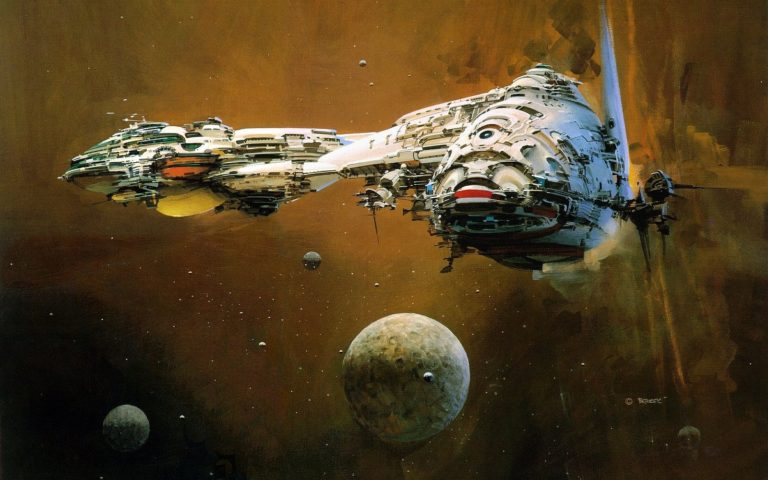 Spaceship Wallpaper 20 1600x1000 768x480