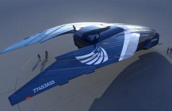 Spaceship Wallpaper 25 1920x1080 340x220