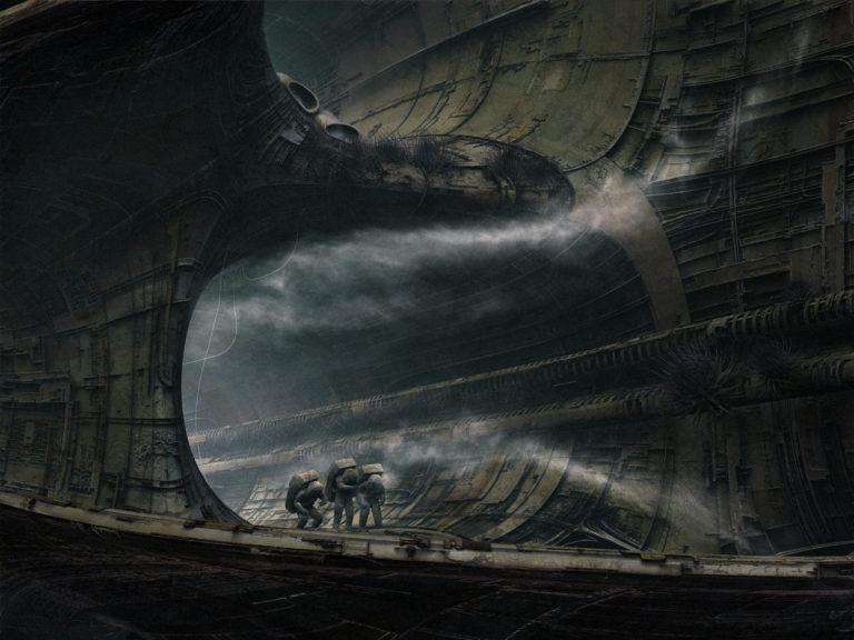 Spaceship Wallpaper 30 1280x960 768x576