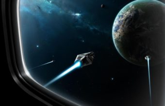 Spaceship Wallpaper 31 2560x1600 340x220