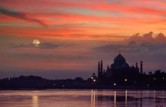 Taj Mahal Wallpaper 02 1920x1080 340x220