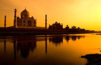 Taj Mahal Wallpaper 03 1920x1080 340x220