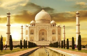 Taj Mahal Wallpaper 07 1366x768 340x220