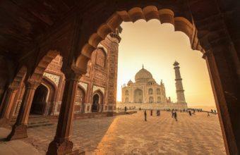 Taj Mahal Wallpaper 08 2048x1340 340x220
