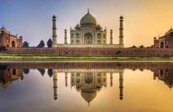 Taj Mahal Wallpaper 12 4011x2211 340x220