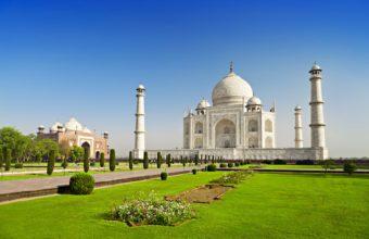 Taj Mahal Wallpaper 16 6720x4480 340x220