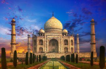 Taj Mahal Wallpaper 18 4700x3100 340x220