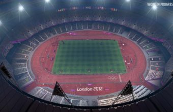 2012 London Olympic Games Stadium 1440x900 340x220