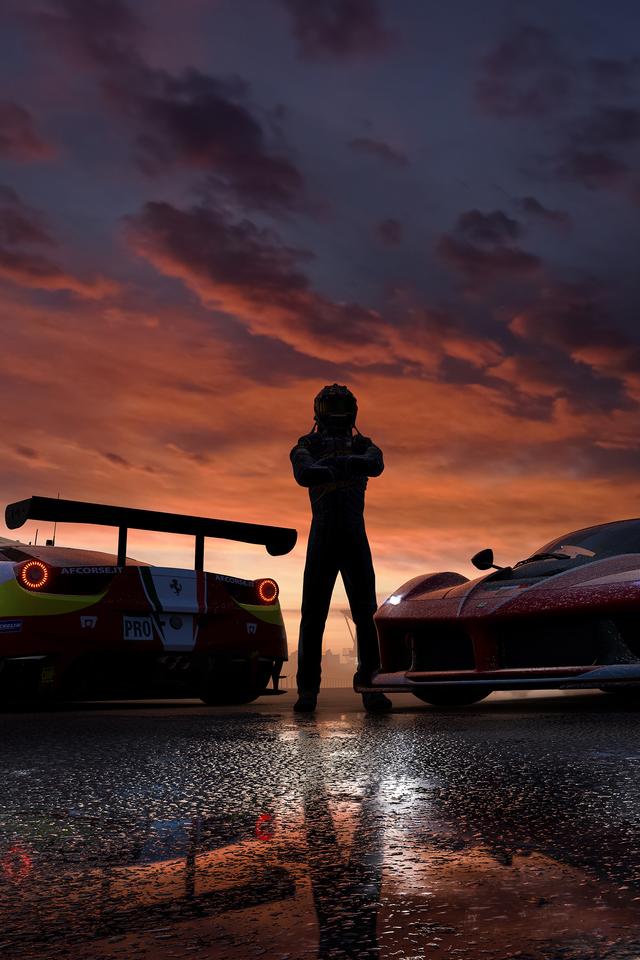 2017 Forza Motorsport 7 Ra Wallpaper 640 x 960