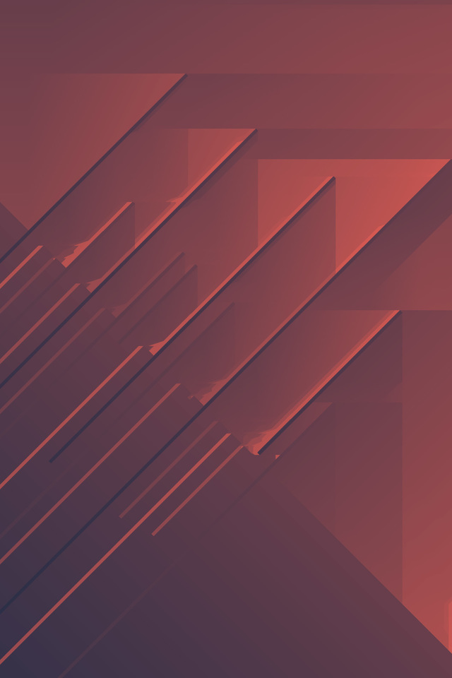 Abstract Minimalism Hd Io Wallpaper 640 x 960