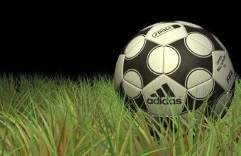 Adidas Ball On Grass 1680x1050 340x220