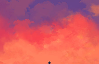 Anime Minimalism 4e Wallpaper 640 x 960 340x220