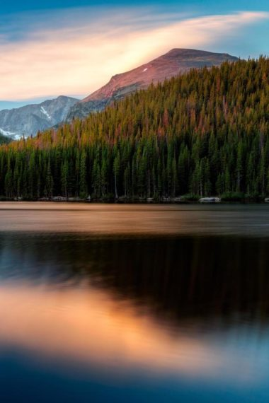 Bear Lake Hn Wallpaper 640 x 960 380x570