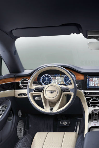 Bentley Continental Gt 2017 Interior W2 Wallpaper 640 x 960 380x570