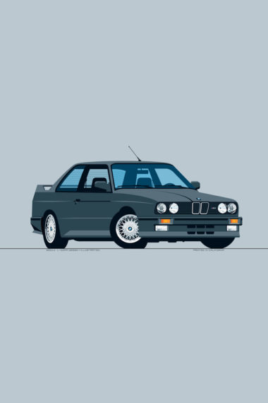 Bmw Car Minimalism B9 Wallpaper 640 x 960 380x570