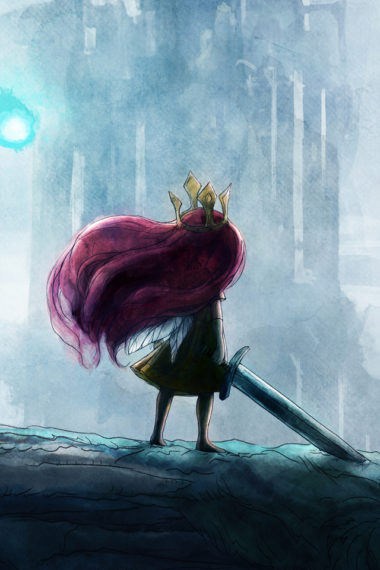 Child Of Light 83 Wallpaper 640 x 960 380x570