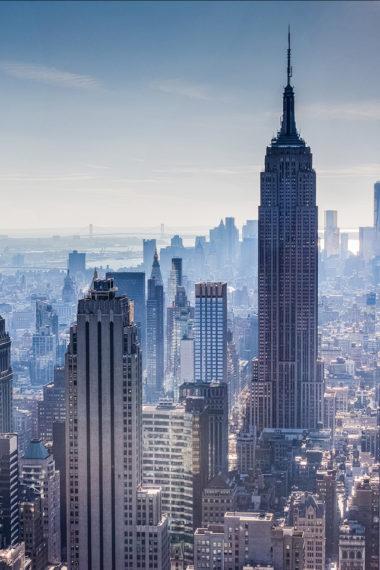 City Buildings Skyscraper View L3 Wallpaper 640 X 960 380x570