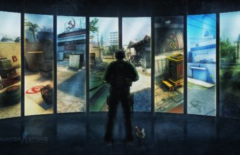 Counter Strike Wallpaper 23 2560 x 1440 340x220