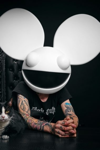 Deadmau5 2017 Wallpaper 640 x 960 380x570