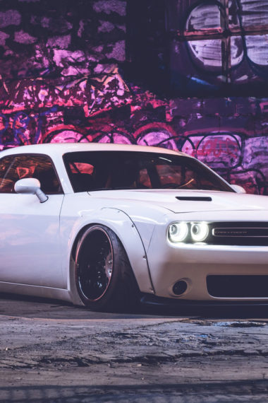 Dodge Challenger Dd Wallpaper 640 x 960 380x570