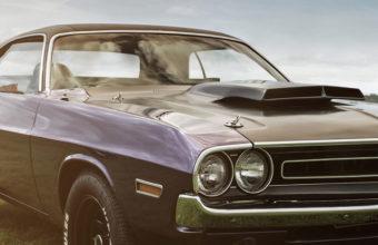 Dodge Challenger Hd E1 Wallpaper 640 x 960 340x220
