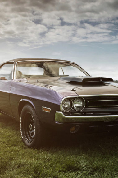Dodge Challenger Hd E1 Wallpaper 640 x 960 380x570