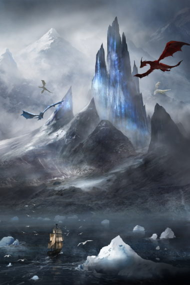 Dragons Fantasy Ig Wallpaper 640 x 960 380x570