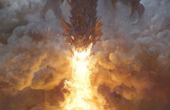 Dragons Fire 05 Wallpaper 640 x 960 340x220