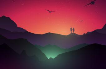 Fantasy Landscape Dk Wallpaper 640 x 960 340x220