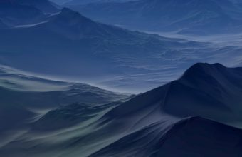 Fantasy Landscape Mountains In Fantasy World J4 Wallpaper 640 x 960 340x220