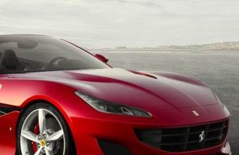 Ferrari Portofino 0o Wallpaper 640 x 960 340x220