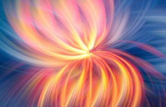 Fireflower Abstract L7 Wallpaper 640 x 960 340x220