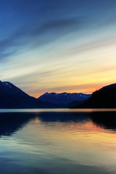 Galcier Bay At Alaska B8 Wallpaper 640 x 960 380x570