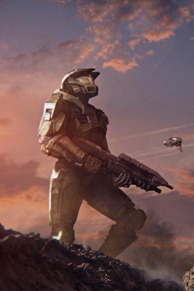 Halo Alpha Battle Dc Wallpaper 640 x 960 380x570