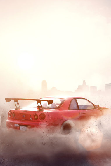 Need For Speed Payback Nissan Gtr Wallpaper 640 x 960 380x570