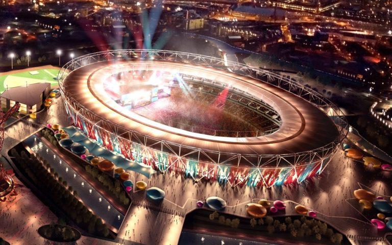Olympic Stadium Night View 1920x1200 768x480