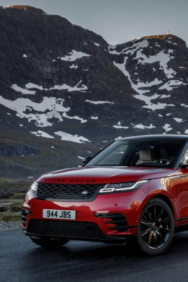 Range Rover Velar R Dynamic D300 2017 7p Wallpaper 640 x 960 380x570
