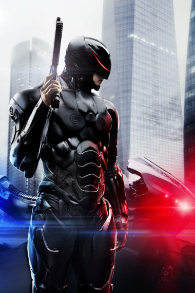 Robocop 65 Wallpaper 640 x 960 380x570