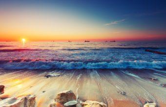 Seascape Wallpaper 49 3840x2160 340x220