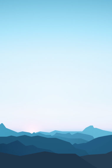 Sleepy Mountains 87 Wallpaper 640 x 960 380x570