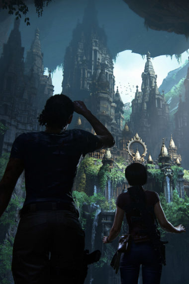 Uncharted The Lost Legacy E3 2017 Jp Wallpaper 640 x 960 380x570