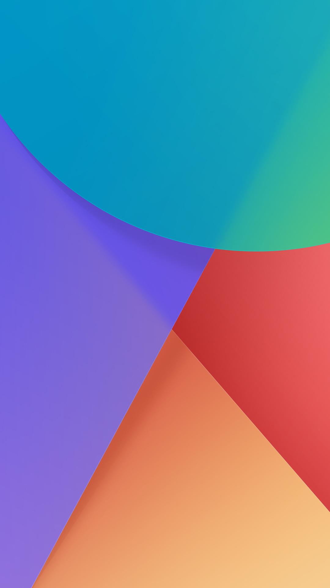 Xiaomi Mi A1 Stock Wallpaper 1