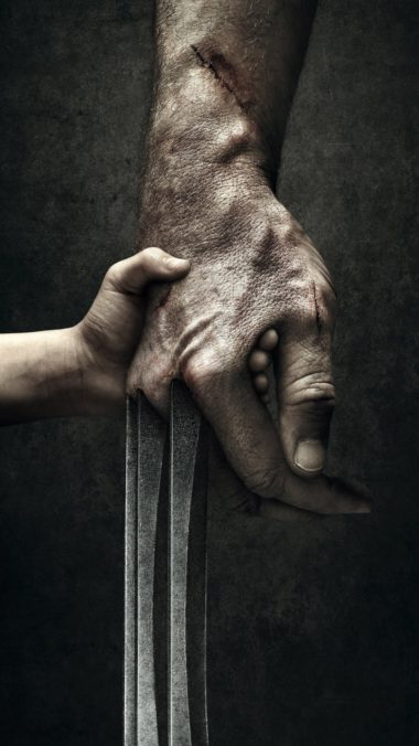 2017 Logan Movie Hd Wallpaper 1080x1920 380x676