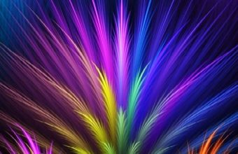 Abstract Colors Wallpaper 1080x2160 340x220