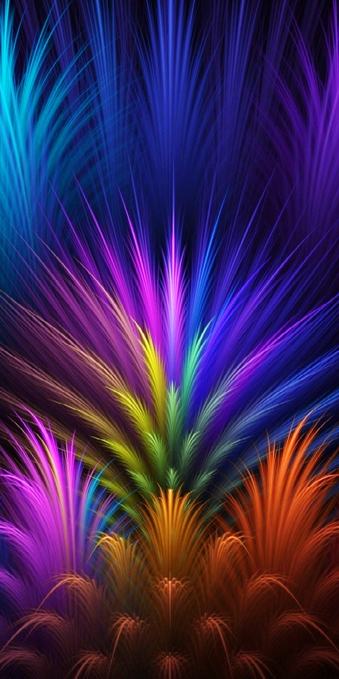abstract colors wallpaper [1080x2160]