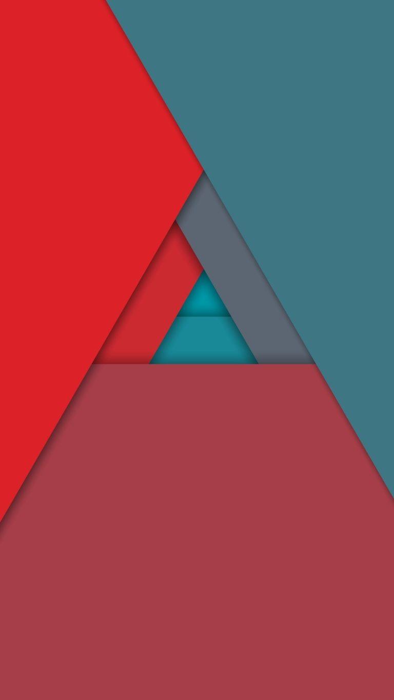 Abstract Material Flat Design 9j Wallpaper 1080x1920 768x1365